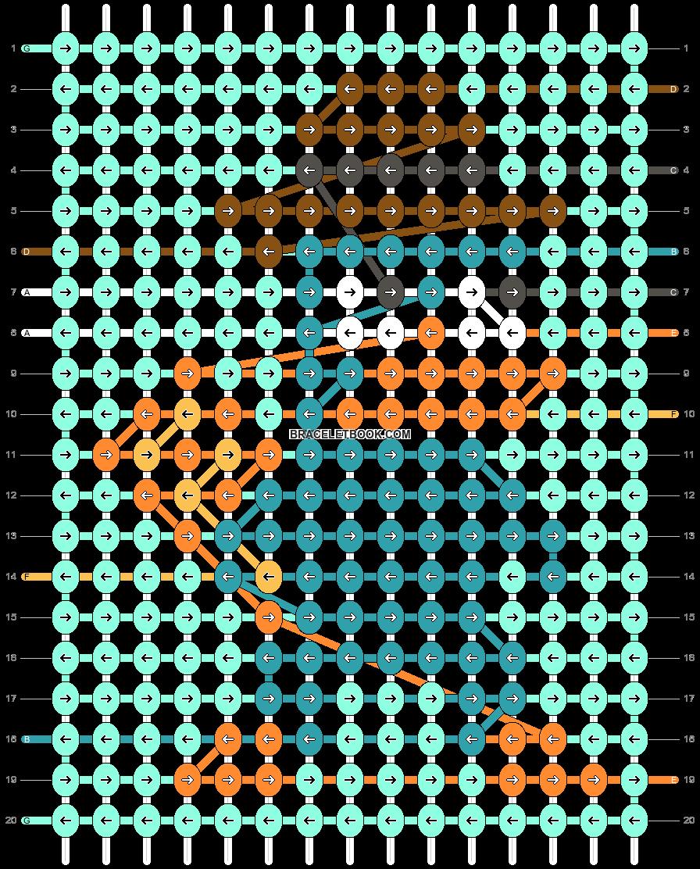 Alpha pattern #44488 pattern
