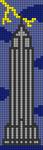 Alpha pattern #44503