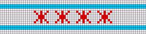 Alpha pattern #44511