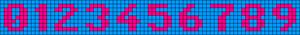 Alpha pattern #44512