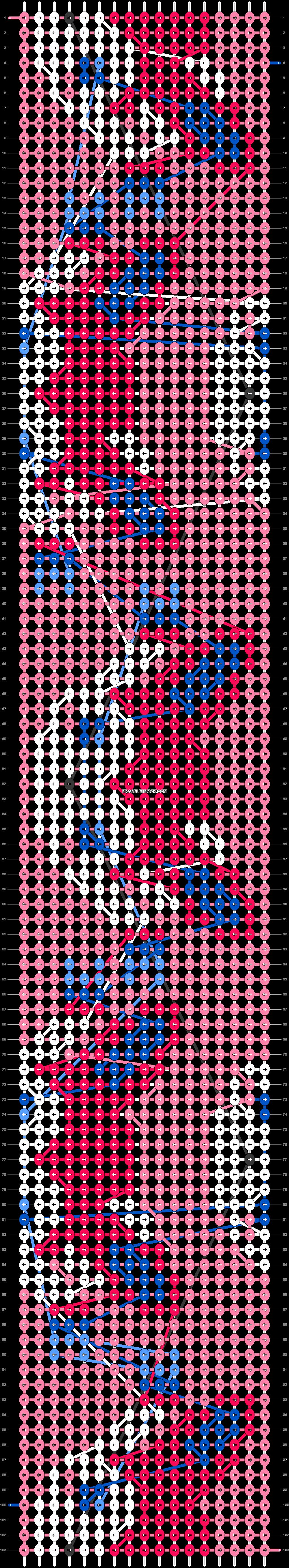Alpha pattern #44534 pattern