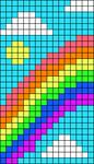 Alpha pattern #44549