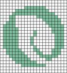 Alpha pattern #44551