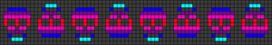 Alpha pattern #44566