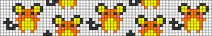 Alpha pattern #44568