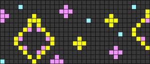 Alpha pattern #44571