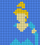Alpha pattern #44578