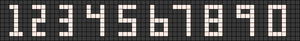 Alpha pattern #44579