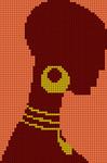 Alpha pattern #44583