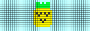 Alpha pattern #44586