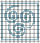 Alpha pattern #44596