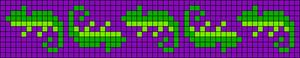 Alpha pattern #44614