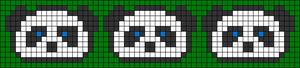 Alpha pattern #44616
