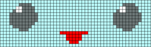 Alpha pattern #44628