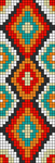 Alpha pattern #44630