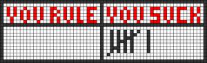 Alpha pattern #44631