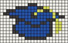 Alpha pattern #44638
