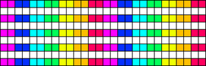 Alpha pattern #44643