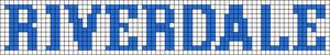 Alpha pattern #44663