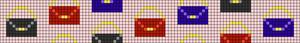 Alpha pattern #44673