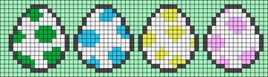 Alpha pattern #44678