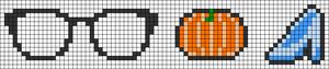 Alpha pattern #44705