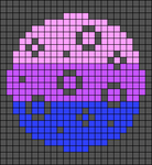 Alpha pattern #44713