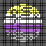 Alpha pattern #44715
