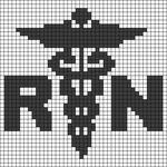 Alpha pattern #44716
