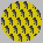 Alpha pattern #44717