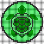 Alpha pattern #44720