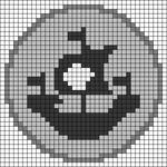 Alpha pattern #44722