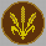 Alpha pattern #44723