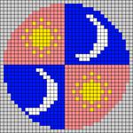 Alpha pattern #44729