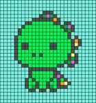 Alpha pattern #44738