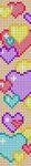 Alpha pattern #44739