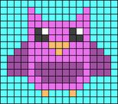 Alpha pattern #44742