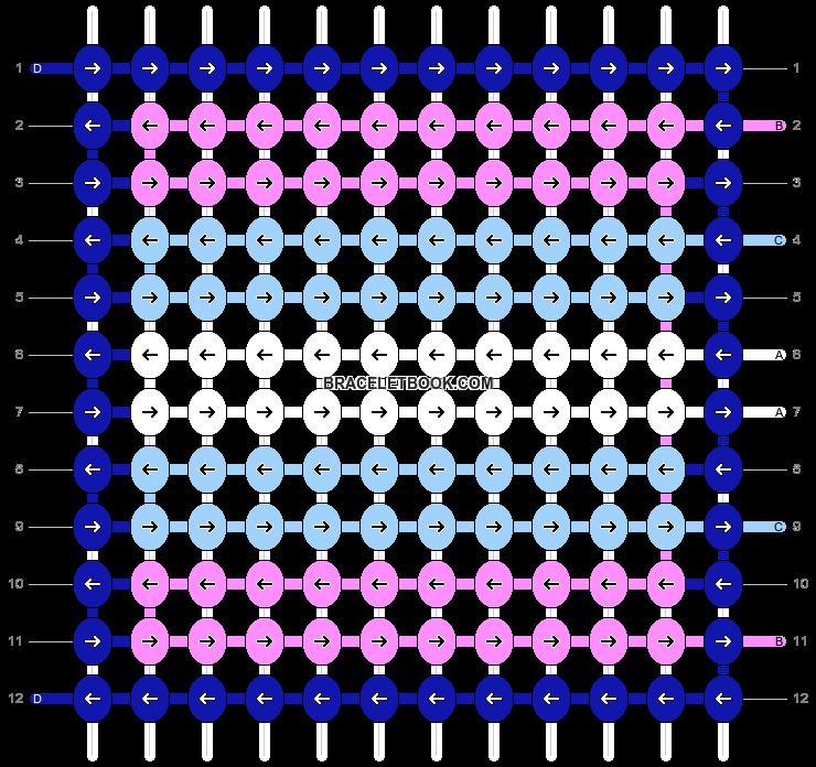 Alpha pattern #44756 pattern