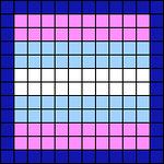 Alpha pattern #44756