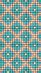 Alpha pattern #44757
