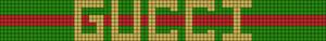 Alpha pattern #44762
