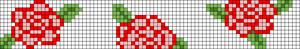 Alpha pattern #44765