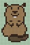 Alpha pattern #44772