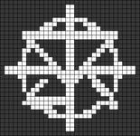 Alpha pattern #44775