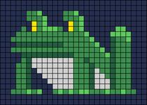 Alpha pattern #44788
