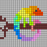 Alpha pattern #44792