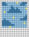 Alpha pattern #44811