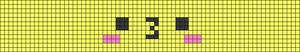 Alpha pattern #44822