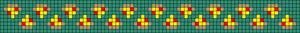 Alpha pattern #44837