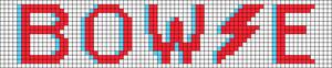 Alpha pattern #44848